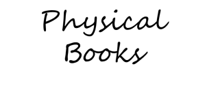 physical books